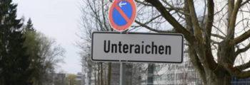 """Beschilderung des Ortsteils """"Unteraichen"""""""