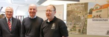 750 Jahre Leinfelden – UAB informieren im Rahmen des Festakts