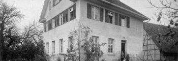 750 Jahre Leinfelden – Historischer Spaziergang durch den Ortsteil Unteraichen
